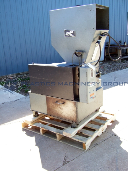 Grinder, 15 HP, Polymer Systems 12x15