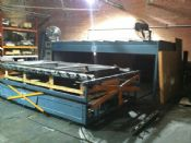 PVI 8' x 14'  P814XE Single Station Thermoformer