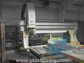 Thermwood 70 5' x 10' Single Table CNC Router