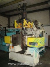 Kautex B-13 Single Head Blow Molder