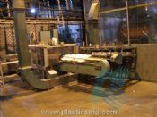 Uniloy 350 R2 4-Head Blow Molder