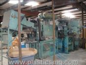 Cincinnati RHB-V Stretch Blow Molder