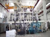 7-Layer Bioriented Co-Extrusion Shrink Film Line Tecno