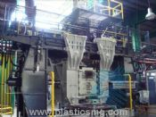 Kautex B120 Single Head Blow Molder