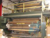 "4.5"" / 3.5"" Davis-Standard Co-Extrusion Blown Film Line"