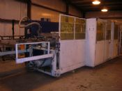 "Lyle 130FM32 30"" x 32"" Thermoformer with 1994 130 P2 Trim Press"