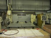 Motionmaster 5' x 5' Twin Table CNC Router