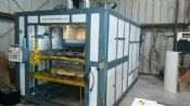 2004 ZMD 4' x 4'  Single Station Thermoformer