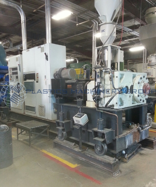 Plastics Machinery Group Product Image