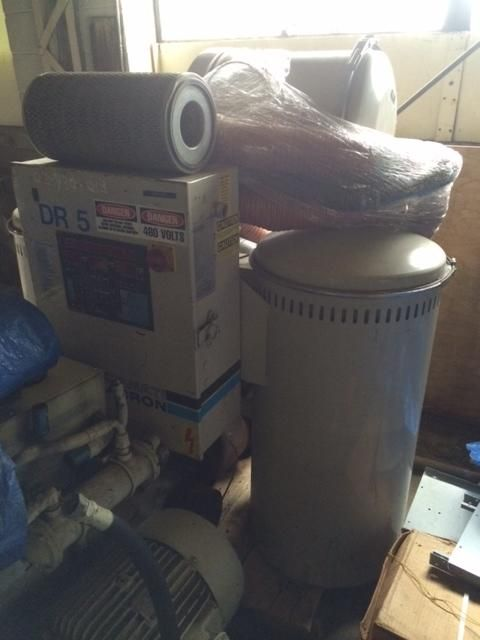 Dryer, Cincinnati CDD-300