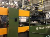 Kautex KEB 5 Blow Molder