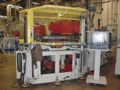 Uniloy 122-3 Injection Blow Molder