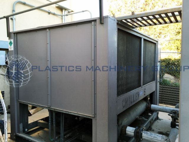 Chiller 60 Ton Carrier Air Cooled