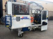 1997 Rebuilt 2005 Lyle 130 P2 trim press