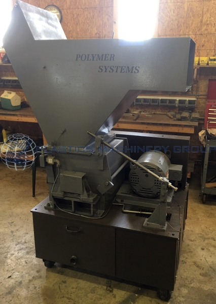 Grinder, 20 HP Polymer Systems 12'' x 20''
