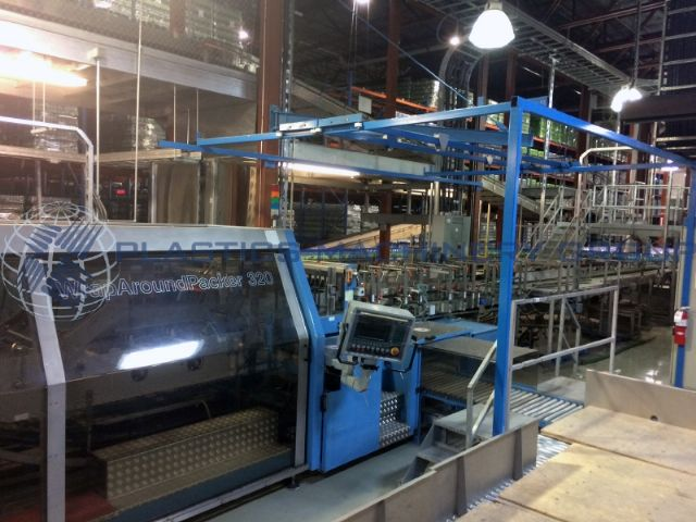 Case Packer, Kisters Wrap Around Packer 320