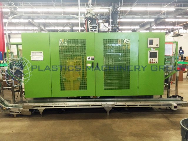 Can Mold 80R Blow Molder