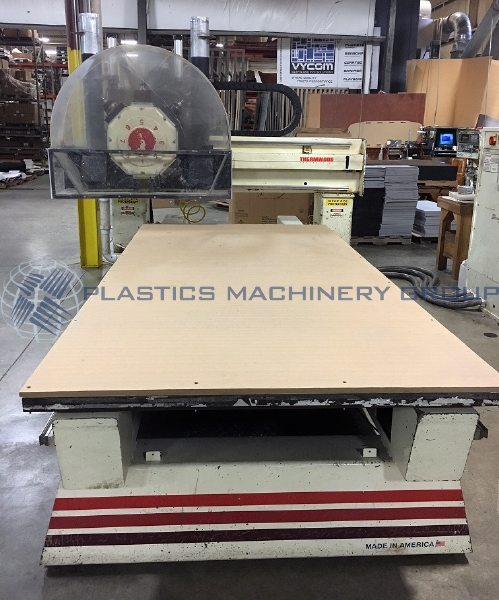 Thermwood 3 Axis CNC Router Model 53