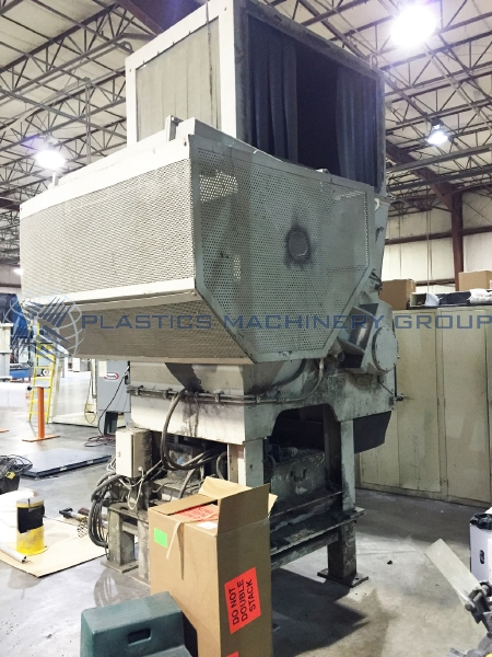 Shredder, 100 HP Econogrind, ZSS 1500