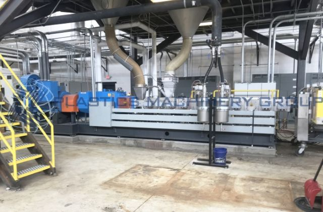 Coperion ZSK 92 MC 18 Twin Screw Extruder