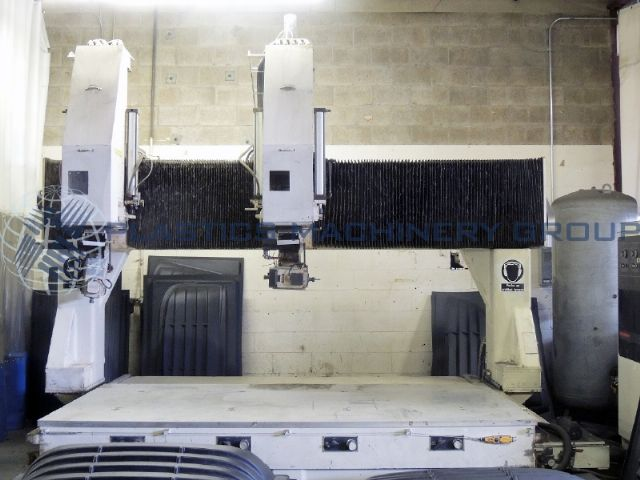 1990 Thermwood 5x10 5-Axis CNC Router
