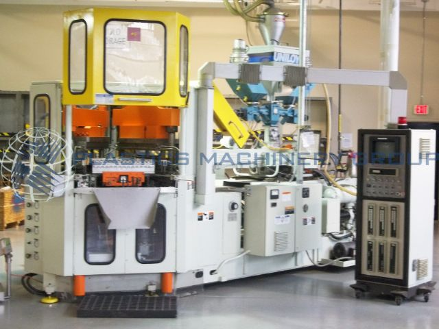 Uniloy 88-3 Injection Blow Molder