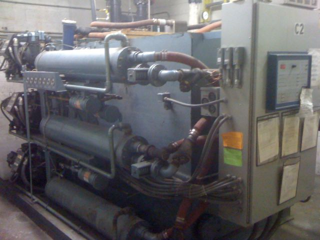 Chiller, 120 Ton, Central , Advantage
