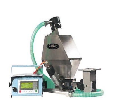 Sterling SF- 1000 Gravimetric Additive Feeder Model SF-1000