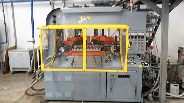 Jomar 85 S Blow Molder Injection