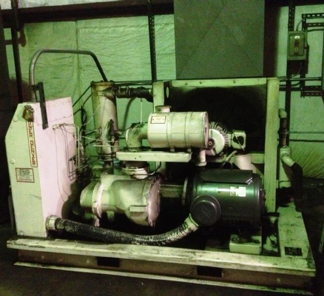 Air Compressor, 75 HP Gardner Denver