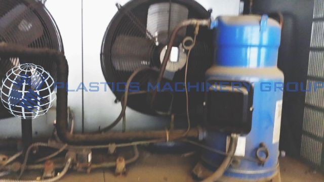 Compressor, Blackmer HDL642B Gas Compressor with Surge Tank
