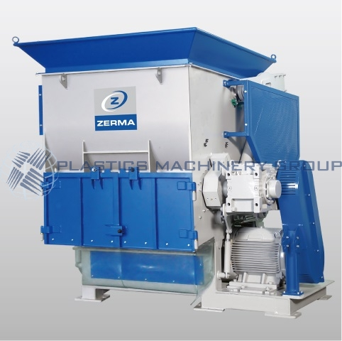 Shredder, 75 HP, Zerma, 61 x 44