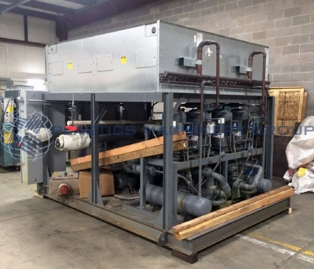 Chiller, 40 Ton System,  Advantage 2006