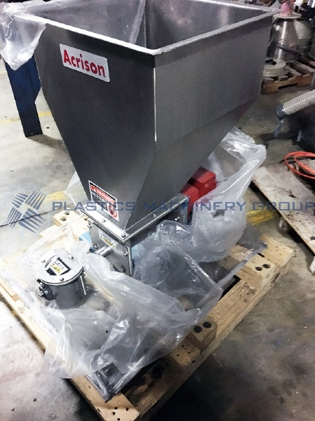 Feeder, Volumetric Acrison 101-0-CC