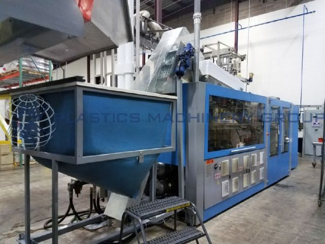 SIPA SFL-4 PET Blow Molder