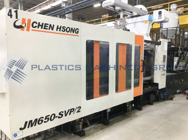 715 ton Chen Hsong 2012