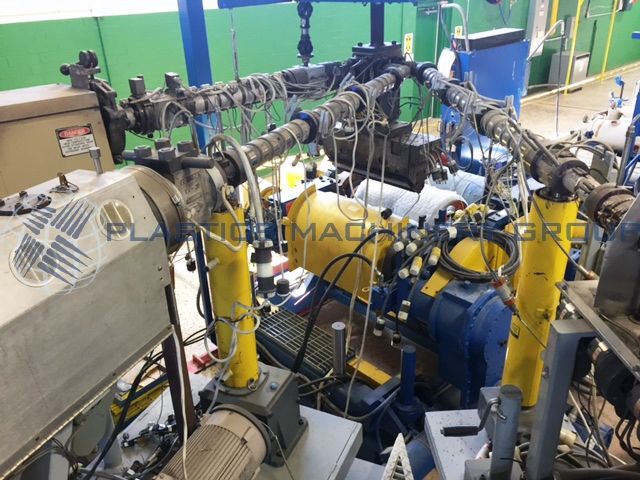 Sterling 36 Wide Complete Co-Extrusion Sheet Line