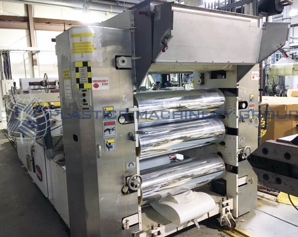 Welex 40 Wide Complete Co-Extrusion Sheet Line