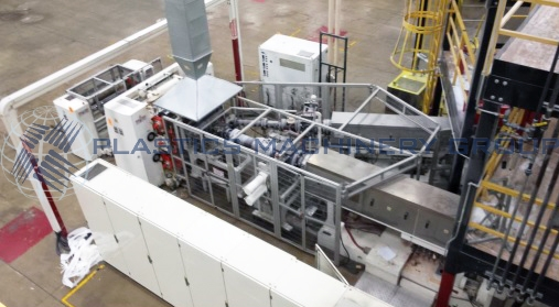 OMV Sheet Extrusion Line