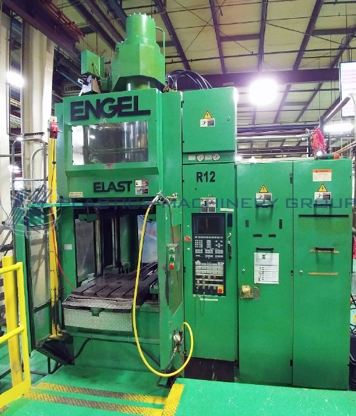 270 Ton Engel 2002 Elastomer