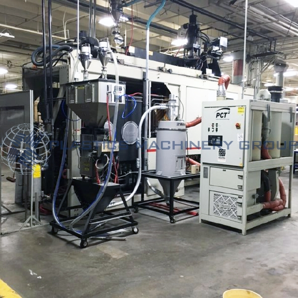 Cincinnati E90 Single 5 LB Blow Molder