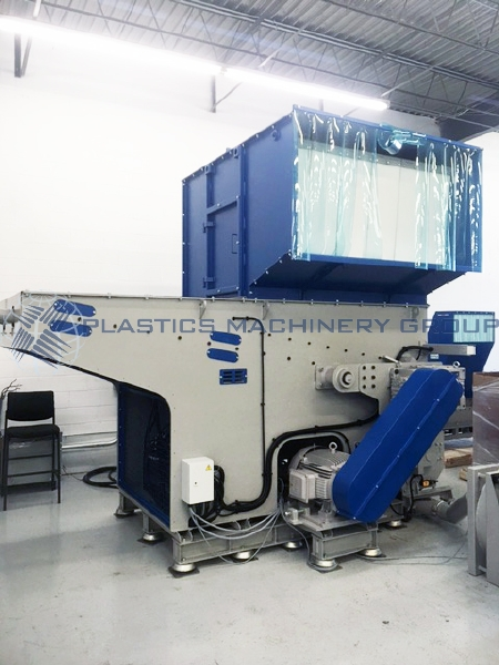 ZCS 1400 Stack System Shredder/Grinder