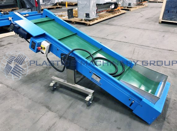 Conveyor, Shini, 76 Cleated Belt