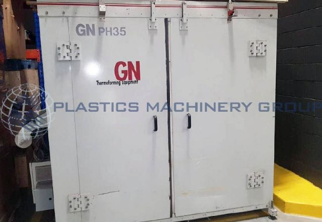 2007 GN Preheater Model  GN PH 35