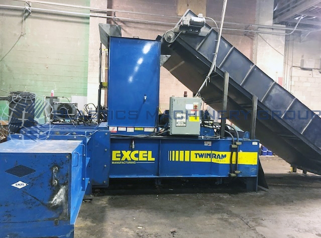 Baler, Model 2R63 Excel Manufacturing