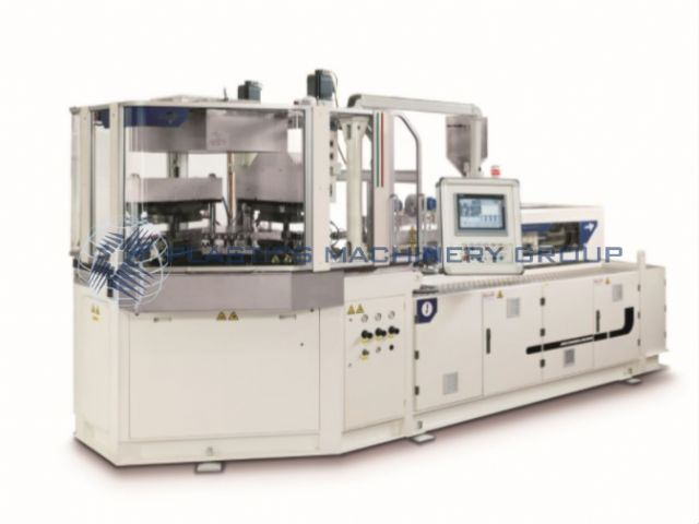 Meccanoplastica JET55 Injection Blow Molder